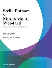 Stella Putnam v. Mrs. Alvin A. Woodard