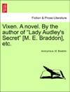 Vixen A Novel By The Author Of Lady Audleys Secret M E Braddon Etc Vol III
