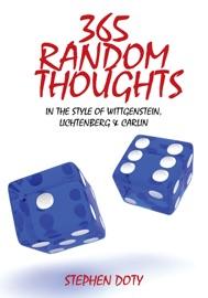 365 Random Thoughts