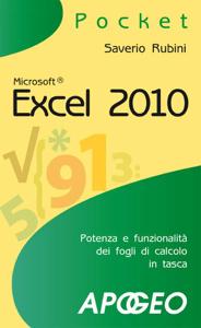 Excel 2010 Libro Cover