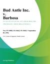 Bud Antle Inc V Barbosa