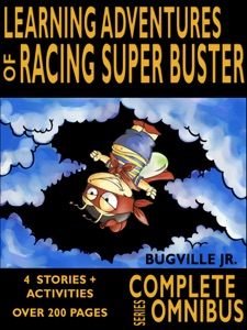 Complete Learning Adventures of Racing Super Buster