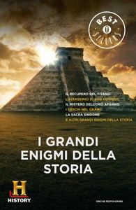 I grandi enigmi della Storia Book Cover
