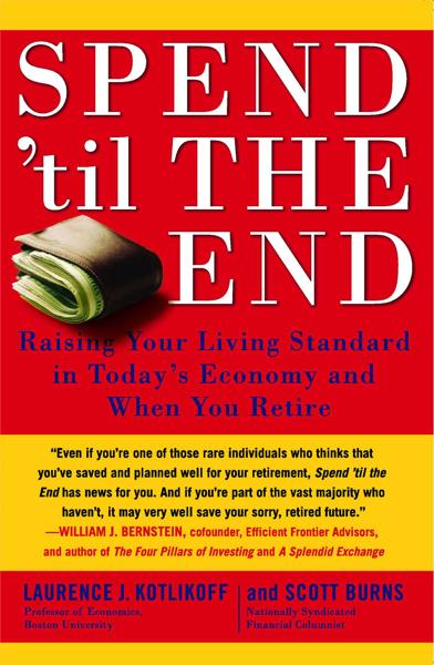 Spend 'Til the End