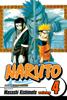 Masashi Kishimoto - Naruto, Vol. 4 artwork
