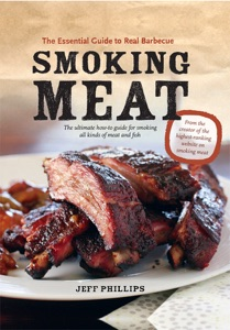 Smoking Meat by Jeff Phillips Book Cover