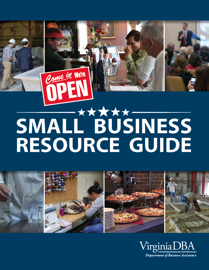 Small Business Resource Guide book