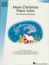 More Christmas Piano Solos - Level 1