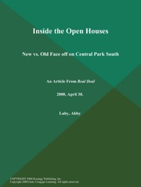 INSIDE THE OPEN HOUSES: NEW VS. OLD FACE OFF ON CENTRAL PARK SOUTH