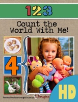 123 Counting Around the World HD