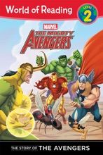 Mighty Avengers:  Story of The Mighty Avengers (Level 2), The