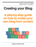Create your blog from scratch