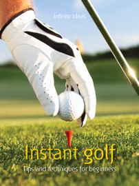 Instant golf book