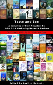 Volume 1 Taste And See A Sampling Of First Chapters By John 3 16 Marketing Network Authors