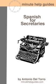 Spanish For Secretaries