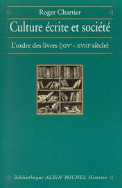 Culture écrite et Société