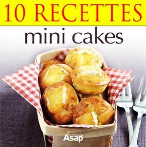 10 recettes de mini cakes da Sylvie Aït-Ali