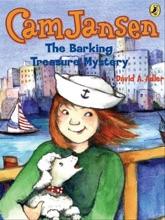 Cam Jansen: The Barking Treasure Mystery #19