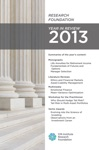 Research Foundation Year In Review 2013
