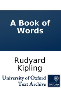 A Book of Words