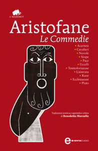 Le commedie Libro Cover