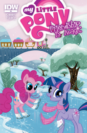 My Little Pony: Friendship is Magic #3 book