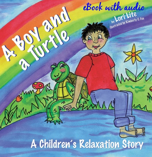 A Boy and a Turtle eBook with Audio
