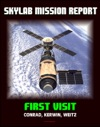 Skylab Mission Report First Visit - 1973 Space Station Mission By Conrad Kerwin Weitz - Workshop Damage And Problems Activities Hardware Anomalies Experiments Crew Health EVAs