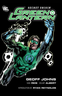 Green Lantern: Secret Origin - Geoff Johns & Ivan Reis book