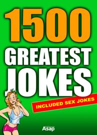 1500 Greatest Jokes book