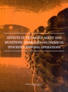 Effects Of Degraded Agent And Munitions Anomalies On Chemical Stockpile Disposal Operations