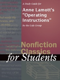 A Study Guide For Anne Lamott S Operating Instructions