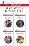 Harlequin Presents August 2013 - Bundle 1 Of 2