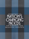 Addressing The Nations Changing Needs For Biomedical And Behavioral Scientists