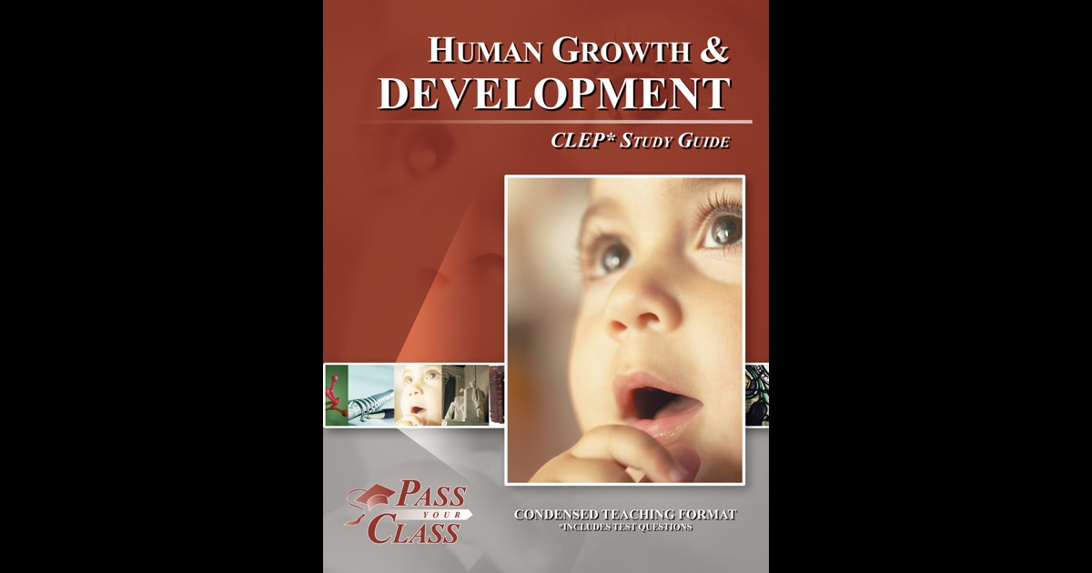 CLEP Human Growth and Development Practice Test Questions