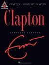 Complete Clapton Guitar Songbook