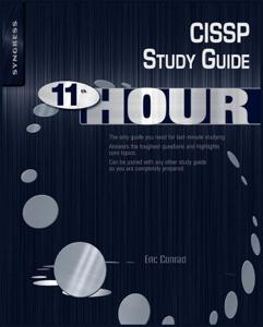 Eleventh Hour CISSP Book Cover