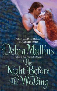 The Night Before The Wedding Book Cover
