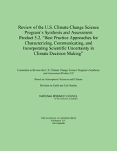 Review of the U.S. Climate Change Science Program's Synthesis and Assessment Product 5.2,