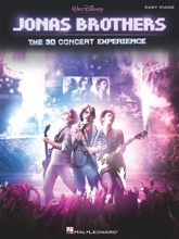Jonas Brothers - The 3D Concert Experience (Songbook)