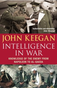 Intelligence In War Book Cover