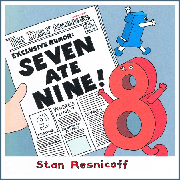 Seven Ate Nine By Stan Resnicoff On Apple Books