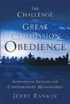 A Challenge To Great Commission Obedience