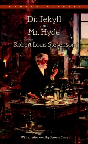 Robert Louis Stevenson & Jerome Charyn - Dr. Jekyll and Mr. Hyde
