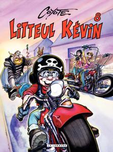 Litteul Kevin – Tome 8 La couverture du livre martien