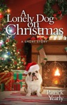 A Lonely Dog On Christmas