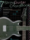 7-String Guitar Chord Book Music Instruction