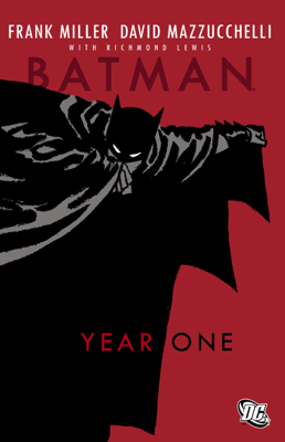 Batman: Year One - Frank Miller & David Mazzucchelli book