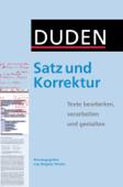 Duden - Satz und Korrektur