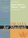 A Study Guide For Peter Weisss Marat  Sade